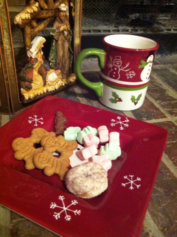 Santa's Food