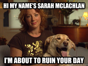 sarah mclachlan dogs 2