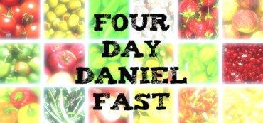 four day daniel fast